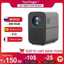 TouYinger T7 T7K T7W HD LED Máy Chiếu Gia Đình Bluetooth 1280X720 Hỗ Trợ Video Full HD USB Beamer Cho Điện Ảnh 4000 Lumens Android Tùy Chọn