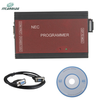 NEC Programmer ECU Flasher Chip Tuning Correction of Odometer Reading