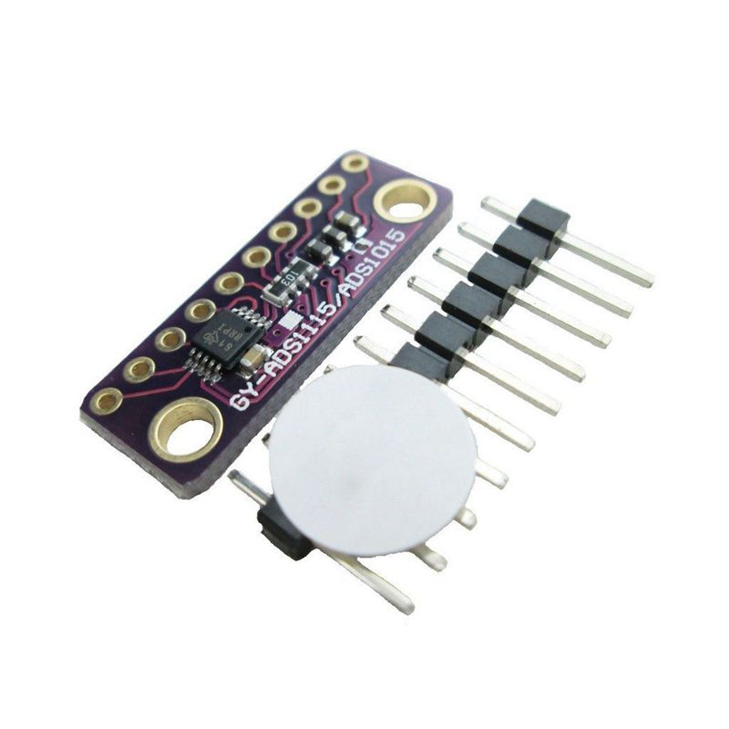 ADS1015 12 Bit Analog To Digital Development Board ADC Converter For Arduino