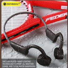 Bluetooth спортивные наушники с костной проводимостью Беспроводная