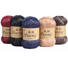 Fil à tricoter pour tapis à tricoter, offre spéciale fils au Crochet, lanas para tejer, 100g/pièce