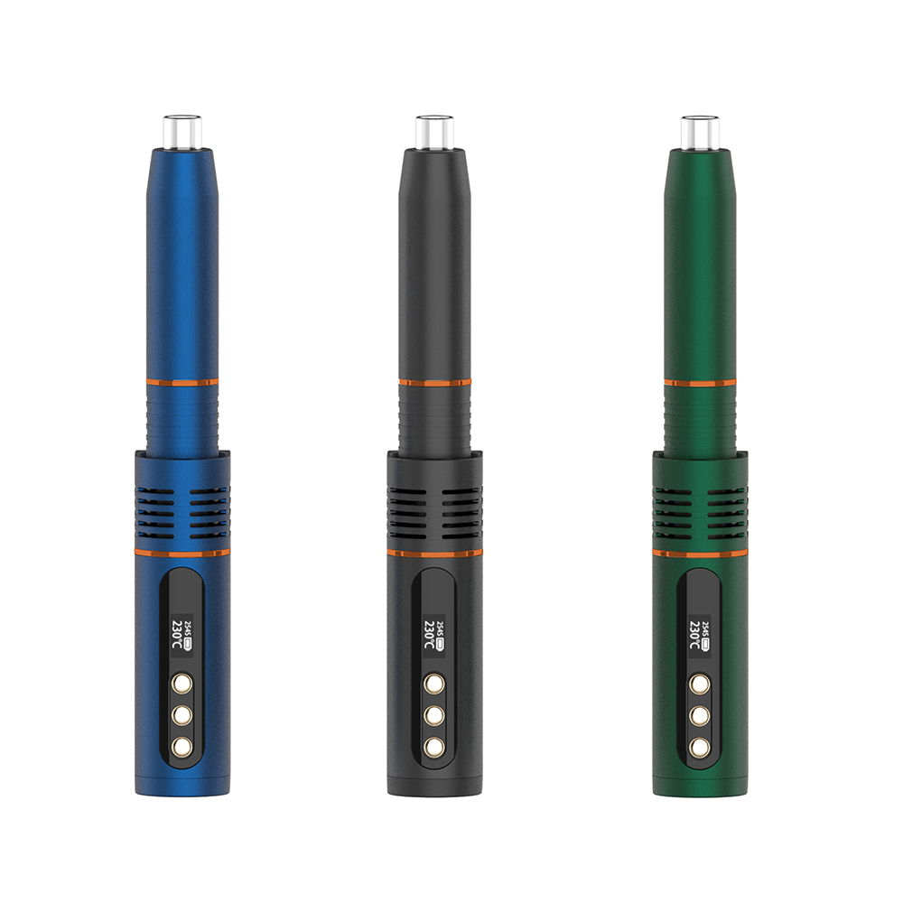 Blue, black and green.19