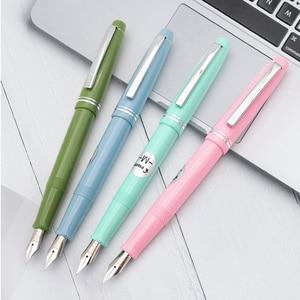 Image 2 - مجموعة أقلام الطيار قلم حبر 78G + الأصلي Lridium قلم هدية صندوق مدرسة الممارسة الخط EF/ F/ M Nib Con40 محول 1 قطعة
