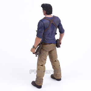 """Image 3 - NECA 7"""" Uncharted 4 A Thiefs End NATHAN DRAKE Ultimate Action Figure Collectible Model Toy"""