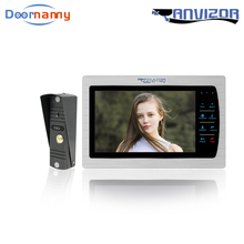 Video-Intercom Apartment 720P Villa Night-Vision AC220V for with Motion-Detection