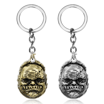 dongsheng Game Defense Of The Ancients Dota2 Pudge Inscribed Dragonclaw Hook Keychains Keyrings Dota 2 Weapon Key Chains 1