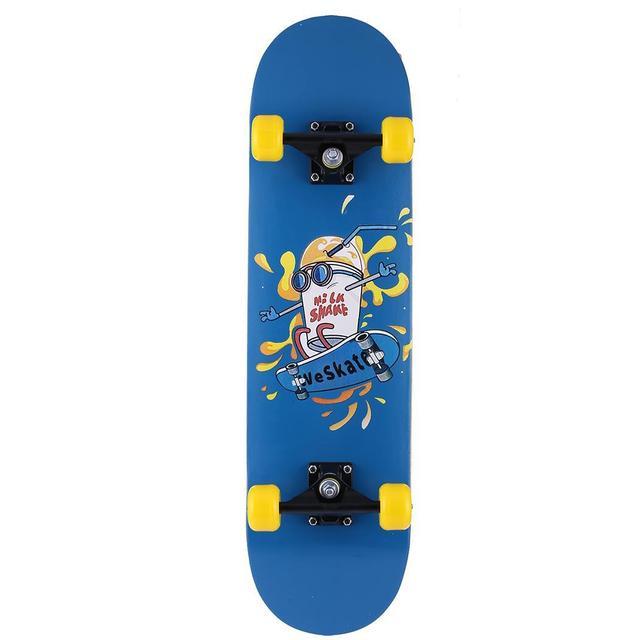 Maple Graffiti Skateboards