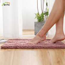 Super Soft  Rug Indoor Modern Shag Area Rug Silky Rugs Bedroom Floor Mat Baby Nursery Rug Children Carpet