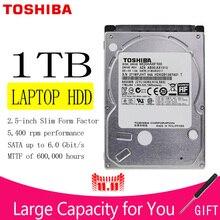 TOSHIBA 1TB dizüstü sabit disk HDD HD 1000GB 1000G 2.5