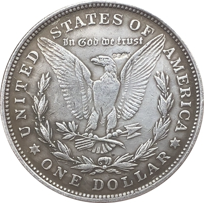 1878 USA Morgan Dollar coins COPY