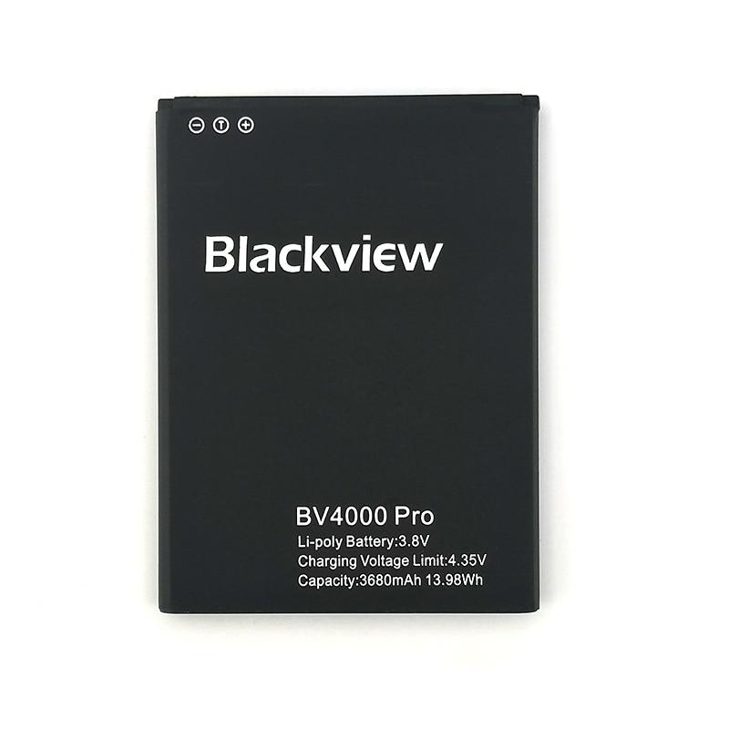 100% NEW Original 3680mAh Battery For Blackview BV4000 BV4000Pro Mobile Phone