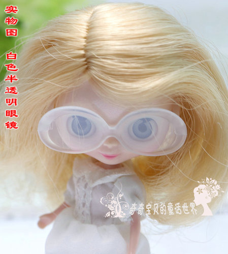 For blyth doll glasses sunglasses fashion girl boy 1/6 toy gifts 3