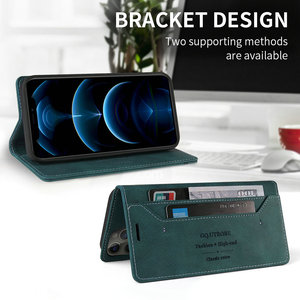 Image 5 - For Realme C11 C 15 Flip Case Magnet Texture Leather Shield RFID Blocking 360 Protect for OPPO Realme C15 Case Realmi C 11 Funda