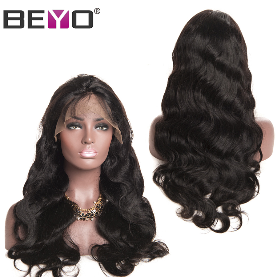 Body Wave T Part Wig Glueless Lace Front Human Hair Wigs For Black Women Pre Plucked With Baby Hair Brazilian Wig Beyo Remy Hair