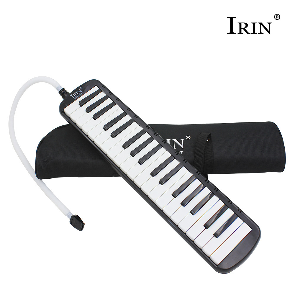 <font><b>37</b></font> <font><b>Key</b></font> <font><b>Melodica</b></font> Piano Keyboard Style Harmonica Toy instrumentos musicais profissionais sanfona playing acordeon with bag image