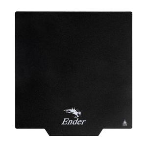 Image 1 - CREALITY Original Magnetic Build Surface Plate Pad 3D Printer Heated Bed Parts 235x235mm for Ender 3/Ender 3 Pro/Ender 5