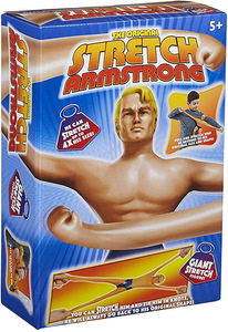 Hasbro Stretch Armstrong squeeze music stretch doll gift vent toy