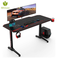 Computer Laptop Desk Notebook Desktop Computer Gaming Desk Laptop Table With Handle Bracket Internet Bar Table Office Furniture