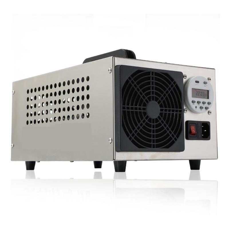 20g  Air Ozone Generator Ozone Disinfection Machine 220V Farm Ozone Machine Small Industrial Air Sterilization
