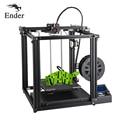 Hoge precisie 3D printer Ender-5 grote maat Cmagnetic bouwen plaat, power off hervatten gemakkelijk biuld Creality 3D Filamenten + Broeinest + SD
