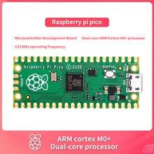 New Official Raspberry pi pico Microcontroller Development Board,Dual-core ARM Cortex M0+ processor,133 MHz operating frequency