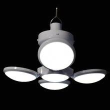 Перезаряжаемый светодиодный фонарь для кемпинга складной светильник
