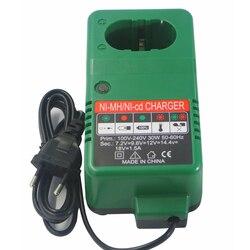 NI-CD/NI-MH 7.2V/9.6V/12V/14.4V/18V ładowarka dla makita 9000 9001 1220 1222 1233S 1233SA 1420 1422 1433 Hitachi EB1230 EB1212S