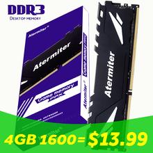 Atermiter PC pamięć RAM moduł pamięci komputer stacjonarny DDR3 2GB 4GB 8GB PC3 1333MHZ 1600MHZ 1866MHZ 10600 12800 2G 4G 8G RAM tanie tanio 1333 MHz CN (pochodzenie) Pulpit 9-9-9-24 240pin 1 5VV 1333Mhz 1600Mhz 1866MhzMHz PC3-12800 PC3-10600 PC3-14900 1866Mhz 1600Mhz 1333Mhz
