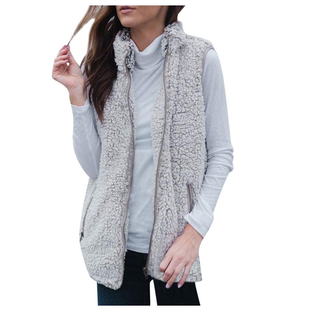 Women Loose Warm Coat Two Wear Sleeveless Pullover Blouse Open Front Jacket Coat Long Outerwear Slim Cool Lady Jackets  #YL10
