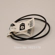 2PCS/lot 5M365 drive belts Gates Polyflex Belt for Optimum D 180 machine Free shipping