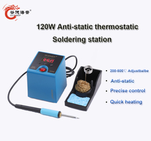 Gudhep Soldering Rework Station Soldering Tips 120W GD90 Soldering Iron Station Electric Tools Wedling Machine
