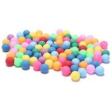 Entertainment Table-Tennis-Balls Ping-Pong-Balls 40mm Game Mixed-Colors 150pcs/Pack