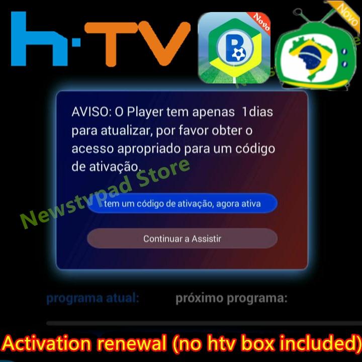 Brazil-Box HTV IPTV5 8-Plus Yearly A2 TIGRE2 A3 3-H.tv5 Fees 5-Htv3 6