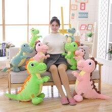 New Creative Cute Dinosaur Plush Toy Small Stuffed Animal Doll Toys Pillow Children Kids Gift