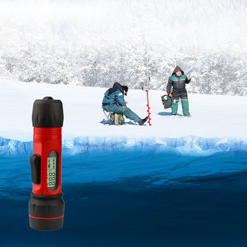 Sonar fish finder ice fishing wireless waterproof fish finder fish ice finder фото