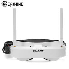 Eachine EV100 720*540 5.8G 72CH FPV Goggles With Dual Antennas Fan 7.4V 1000mAh Battery RC Drone Spare Part(China)