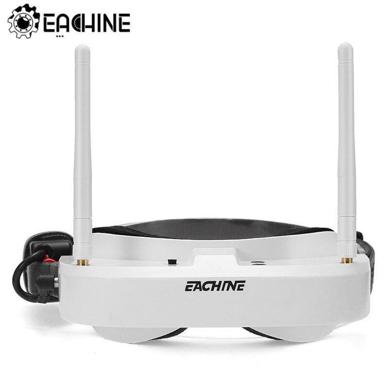 Eachine EV100 720*540 5.8G 72CH FPV lunettes avec double antennes ventilateur 7.4V 1000mAh batterie RC Drone pièce de rechange