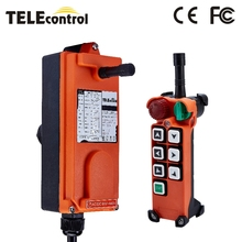 Industrial Remote Controller Switches F21-E2 Hoist Crane Control Lift Crane 1 transmitter 1 receiver two speed four direction crane industrial wireless remote control transmitter 1 receiver f21 4d ac110 sensor motion livolo