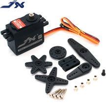 JX-Servo PDI-HV5523MG de Metal para coche de control remoto, Servo estándar de engranaje de Metal para coche de control remoto 1:8, actualización de PDI-6225MG-300 HV, 23KG, 8,4 V, 0,16 seg