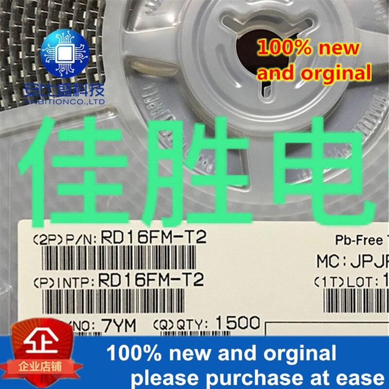 50pcs 100% New And Orginal 1N4745 RD16 1W16V DO214AC Silk-screen 16 In Stock
