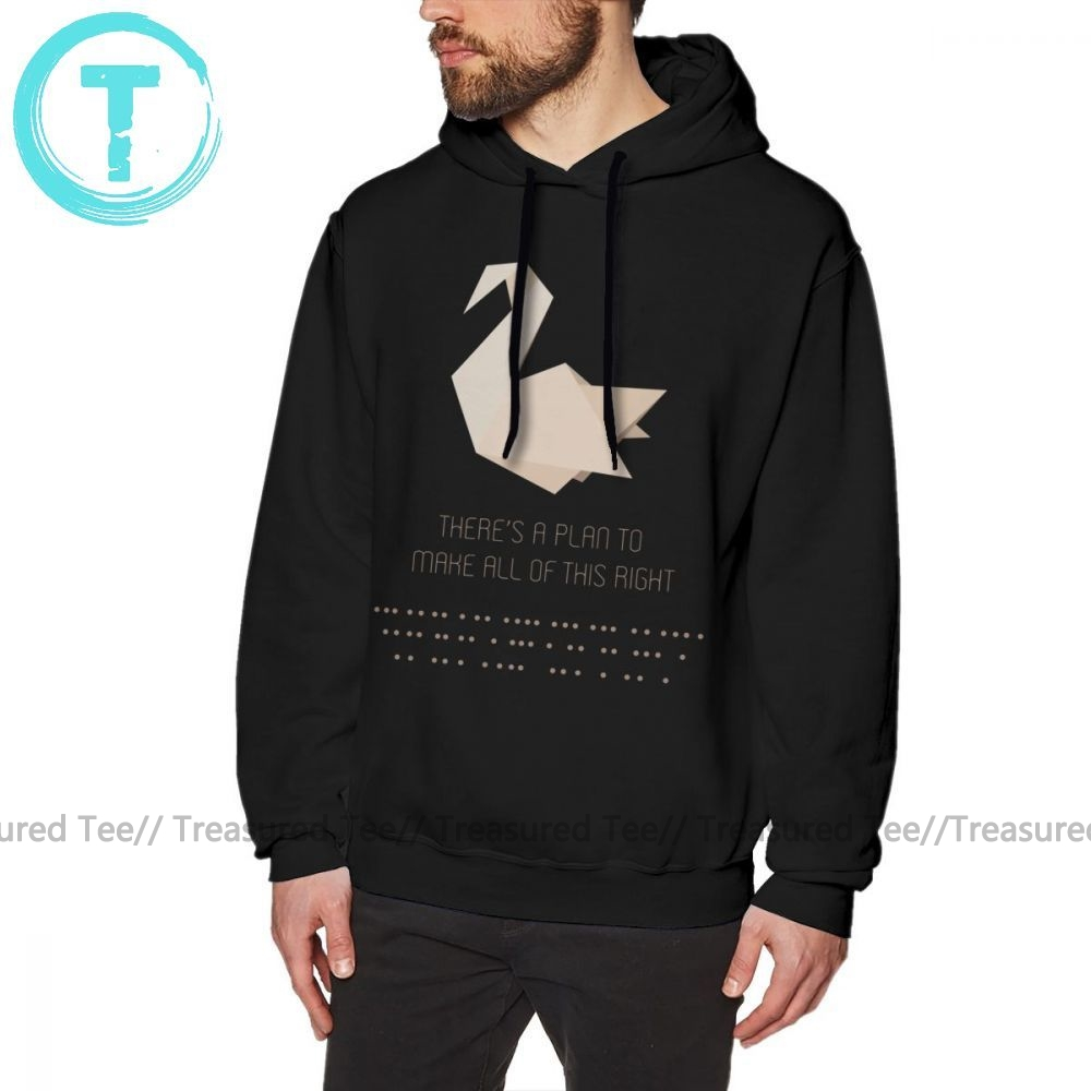 Prison Break Hoodie Prison Break Hoodies Streetwear Black Pullover Hoodie XXXL Cotton Fashion Warm Mens Long Sleeve Hoodies