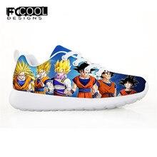 Dragon Ball Z Kids Shoes