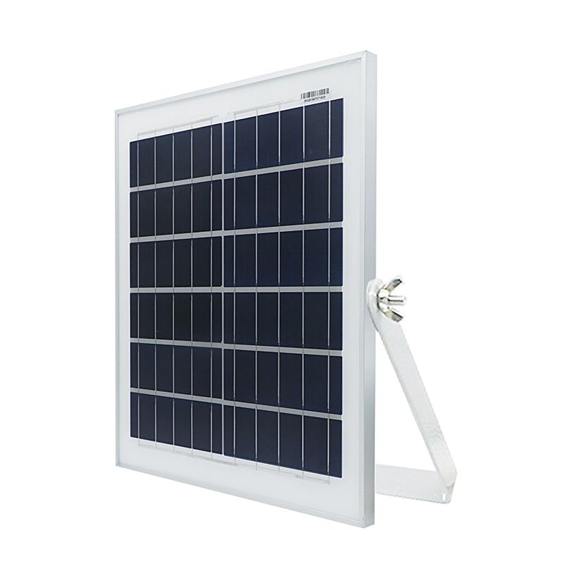 SZYOUMY Led Solar Veiligheid Overstroming Licht 60W 150W 200W Solar Floodllight Outdoor Waterdicht Met Power Display Afstandsbediening controle - 4