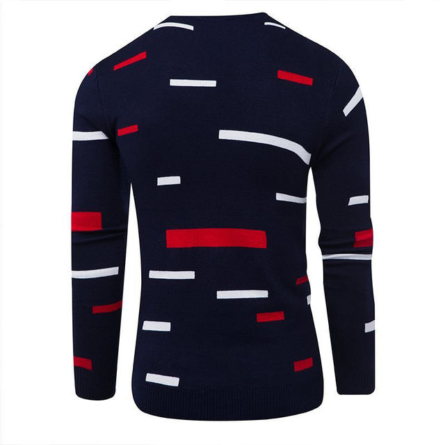 Autumn Winter Mens Sweaters Fashion Warm