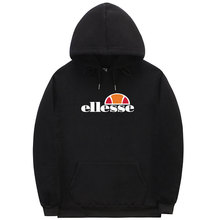 Ellesse Men's Fashion Winter Thick Cotton Pullover Hooded Harajuku Streetwear Xxxtentacion Sweatshirts Men's 3D Hoodies цена