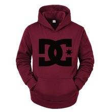 Hoodie masculino outono inverno quente velo camisolas de alta qualidade criativo dc design engraçado moda fitness hoodies