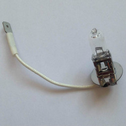Halogeen lamp met lijn boormachine Edm machine H3 24v70w lamp Draaibank verlichting gratis verzending