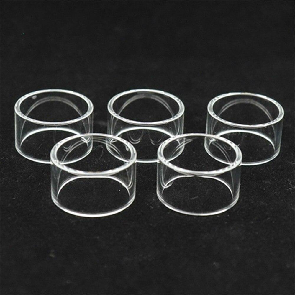 5PCS FATUBE Glass tube for GEEKVAPE Aegis legend with Cerberus Aero mesh Alpha zeus Sub Ohm Tank glass smoking 3