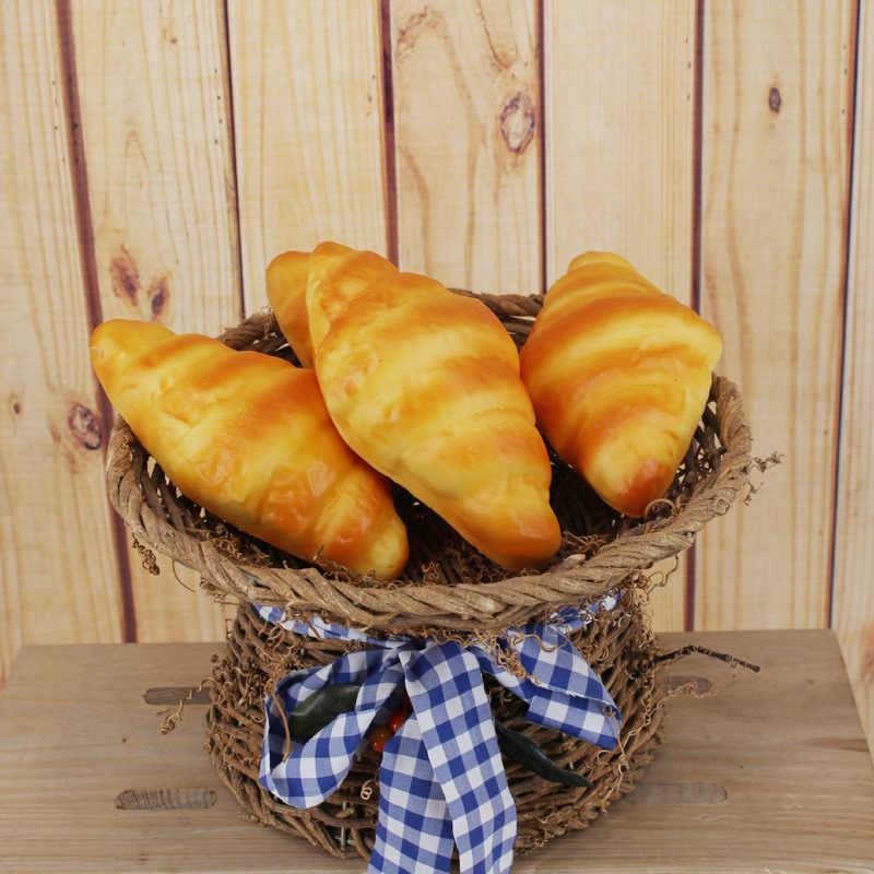 الاصطناعي الخبز محاكاة نموذج الغذاء المطبخ الديكور الدعامة باكيت ديكور لعب الاطفال هدية الكريسماس حزب الحسنات