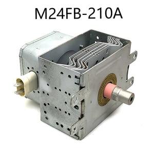 Image 2 - Orijinal mikrodalga fırın Magnetron OM75S31GAL01 aynı M24FB 210A Galanz mikrodalga parçaları